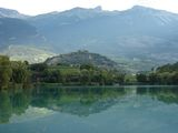 Берег озера / Швейцария