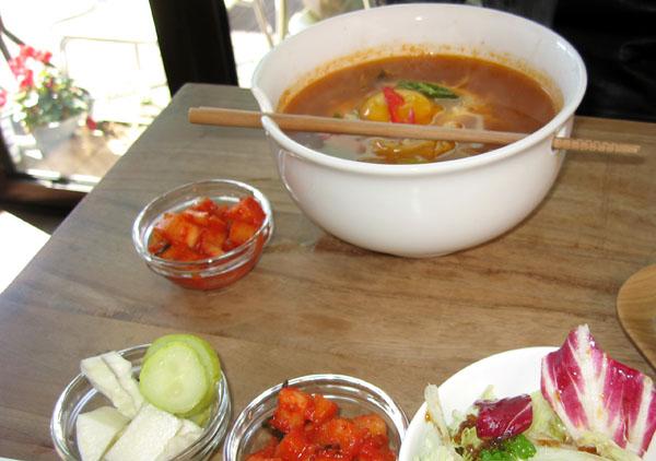 Кимчхи в сеульском ресторане / Фото из Южной Кореи