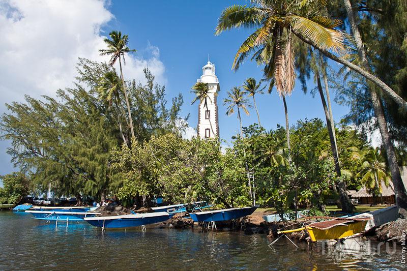 Пойнт-Винус, Таити / Фото из Французской Полинезии