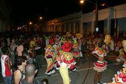 Пешие танцоры / Куба