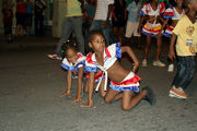 Танцующие девочки / Куба