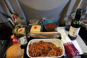 Обед на борту / Индия