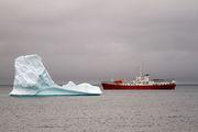 Наш кораблик / Антарктика