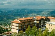 Вид с горы / Сан-Марино
