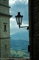 Стена и фонарь / Сан-Марино