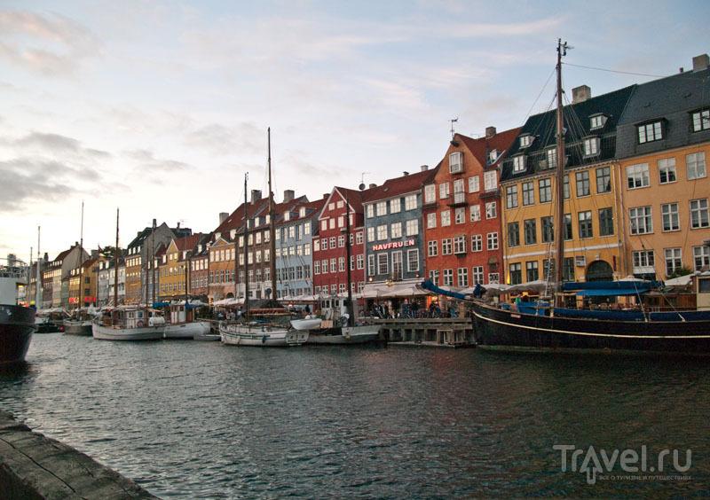 Причалы Копенгагена / Фото из Дании