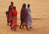 Местные жительницы / Судан
