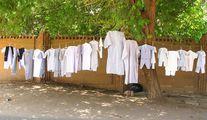 Продажа одежды / Судан