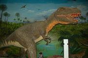 Механический динозавр / Южная Корея