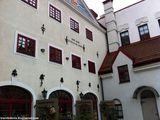 Фасад ресторана / Латвия