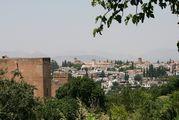 В Альгамбре / Испания