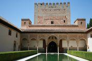 Дворец Комарес / Испания