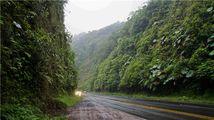 Из Сан-Хосе по шоссе / Коста-Рика