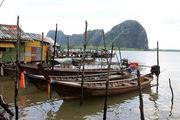 Оформление лодок / Таиланд