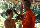 Благословение монаха / Таиланд