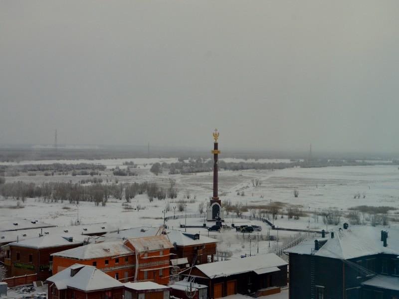 Якутский пейзаж / Фото из России