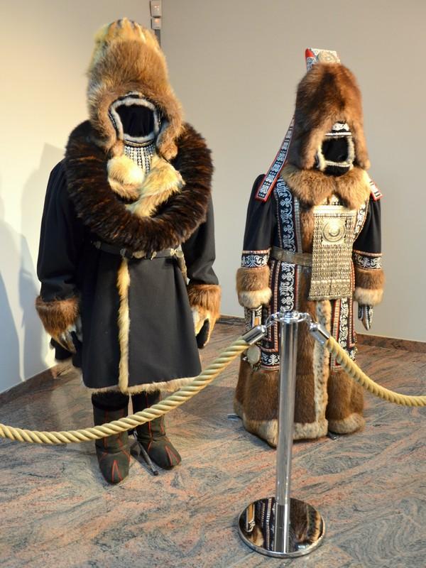 Национальные якутские костюмы / Фото из России