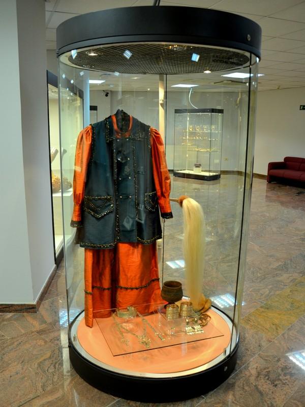 Национальный якутский наряд / Фото из России