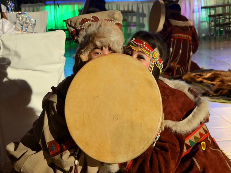 Выступление ансамбля в Якутии / Фото из России