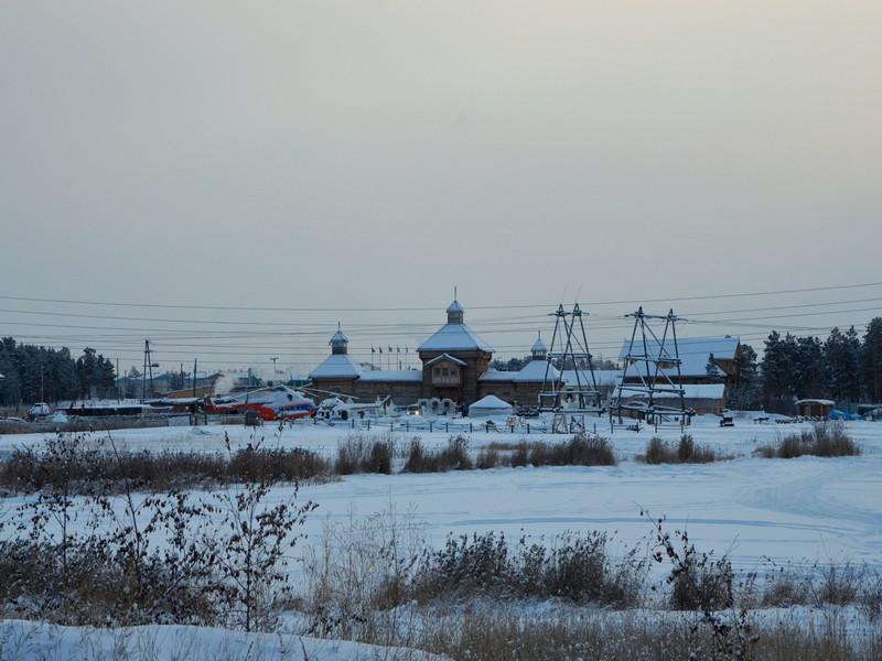 Этнографический комплекс Чочур-Муран в Якутии / Фото из России