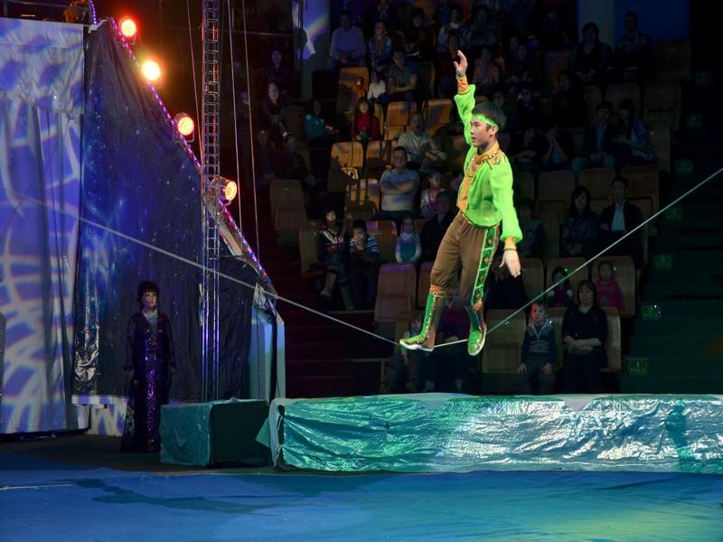 В якутском цирке / Фото из России