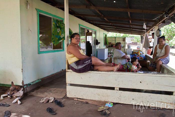 Жители Маркизских островов / Фото из Французской Полинезии