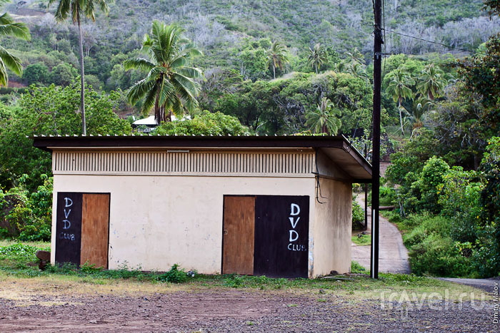 DVD-клуб на Маркизских островах / Фото из Французской Полинезии