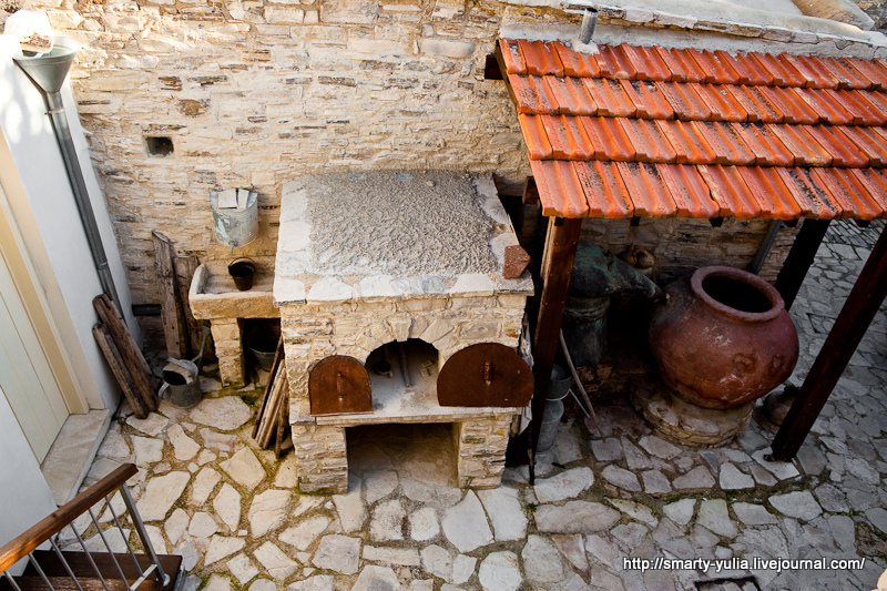 Печь на дровах для хлеба