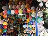 Сувенирная керамика / Марокко