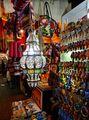 Металлические светильники / Марокко
