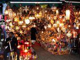 Много светильников / Марокко
