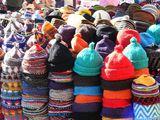 Вязаные шапки / Марокко