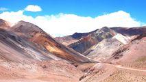 Краски гор / Аргентина