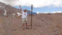 Основной перевал / Аргентина