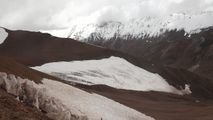 Остатки снега / Аргентина