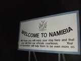 Встречает Намибия / Намибия