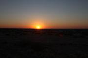 Рассвет над пустыней / Намибия
