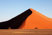 Дюны на закате / Намибия