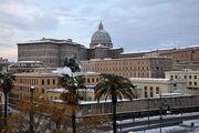 Из окна римской квартиры / Италия