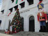 Рождественское оформление / Панама