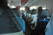 В салоне самолета / Мексика
