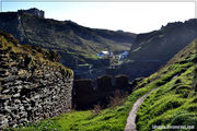 Стены замка / Великобритания