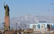 Памятник Исмаилу Самани / Таджикистан