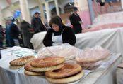 Свежие лепешки / Таджикистан