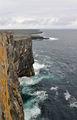 Вид вниз / Ирландия
