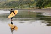 Вход в воду / Новая Зеландия