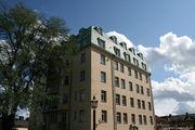 Последний этаж / Швеция
