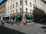 Вид на угол / Швеция