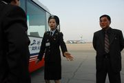 Автобус для пассажиров / Корея - КНДР