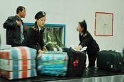 Выдача багажа / Корея - КНДР
